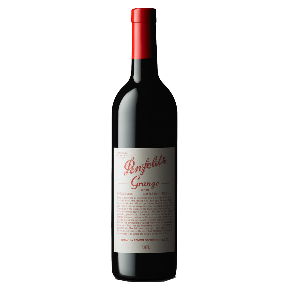 2016 Penfolds Grange with Gift Box